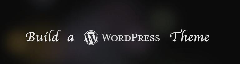 WordPress主题制作